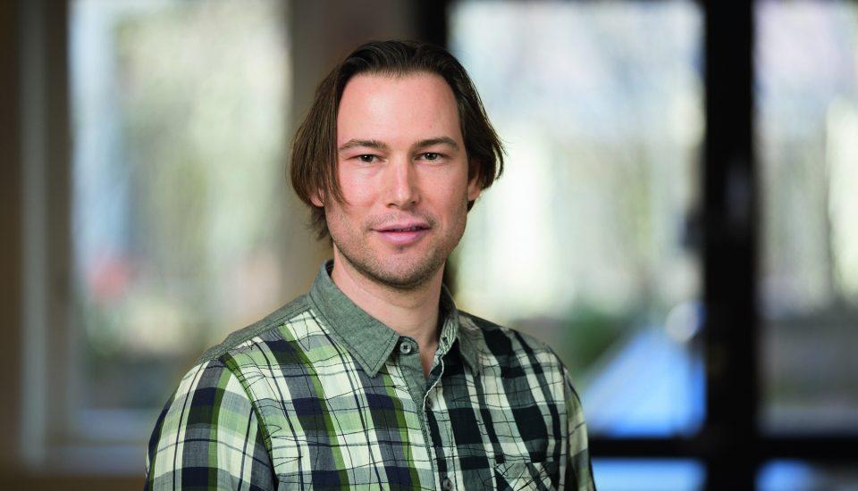 Joakim Falk, Foto: Sten Jansin